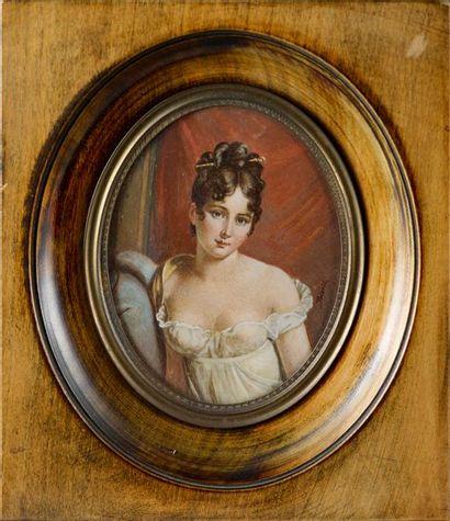 Mme de Récamier