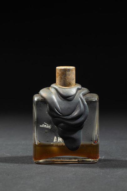 CESAR REVILLON « Magma » Flacon en verre...