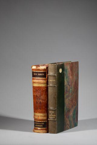 Hugo Riemann. Dictionnaire de musique. Payot...