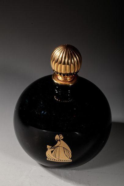 """LANVIN """"Arpège"""" Flacon factice géant de décoration H. 24 cm x L. 16 cm Flacon factice..."""