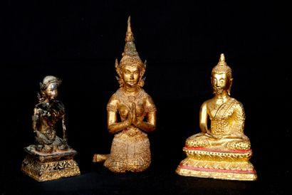 Thaïlande, XIXème et XXème siècles, style...