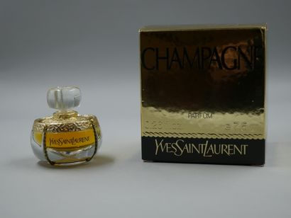 Yves Saint Laurent. Champagne. PDO 7,5ml....