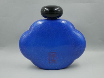 Marc de la Morandiere. Bleu de Chine. Flacon...