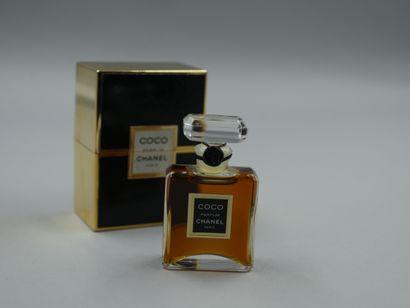 Chanel Coco. Flacon de parfum d'origine....