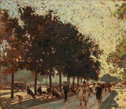 Julien Amédée MARCEL-CLEMENT (1873-?) - Sous...