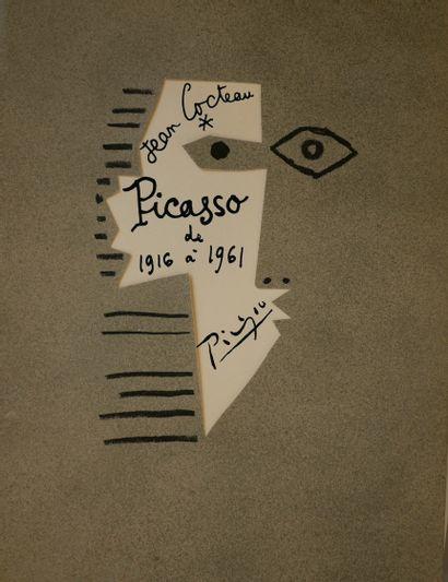 COCTEAU - PICASSO - Picasso de 1916 à 1961...