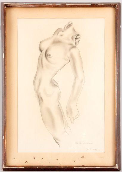 Mariette LYDIS (1894-1970) - Clara danseuse...