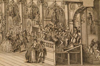 Livre XVIIIe - « Description des festes données...