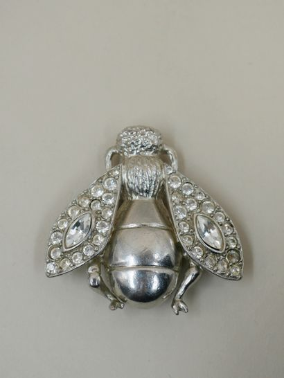 Christian DIOR Boutique - Broche abeille...