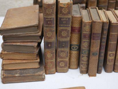 2 Manette de livres reliés