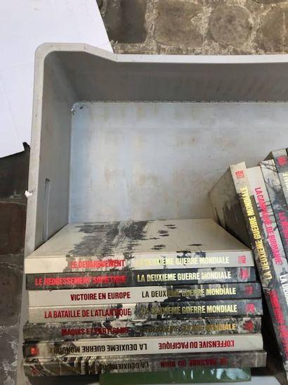 Manette : Série de livres sur ka 2nd guerre...