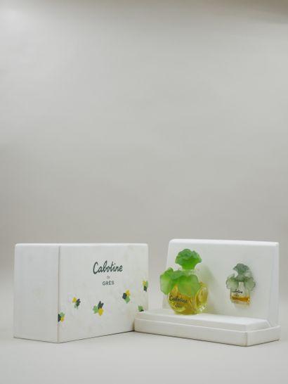 GRES « Cabotine »  Coffret contenant deux...