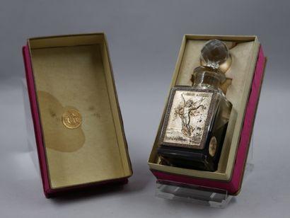 ROGER GALLET « Fleurs d'amour »  Flacon modèle...