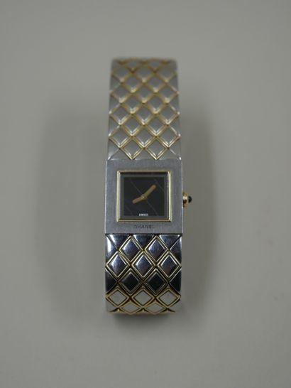 CHANEL - Montre bracelet de dame - Boitier...