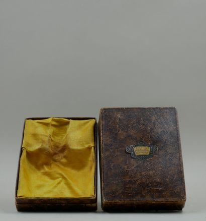 GUELDY « L'ambre »  Coffret vide pour Gueldy...
