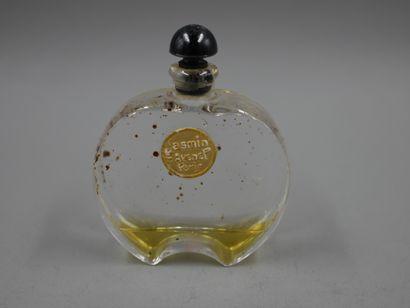 Parfumeur Avenel. Jasmin. Flacon en verre...