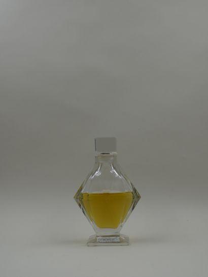 RICHARD HUDNUT « Gemey »  Flacon en cristal...