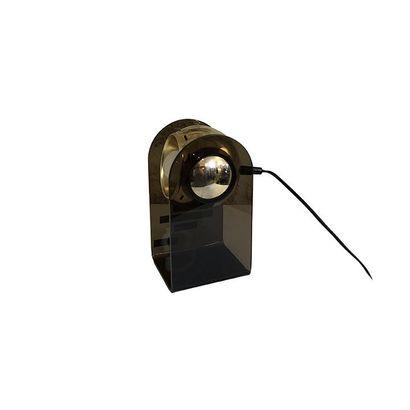 Gino SARFATTI (1912 - 1985), Editeur Arteluce. Lampe rotative à poser modèle 540P...