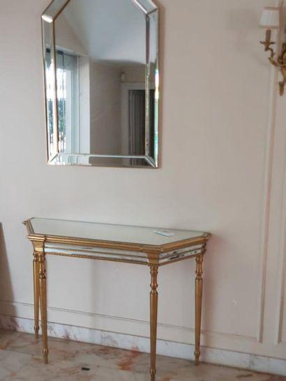 Maison Roméo par Claude DALLE. Console en...