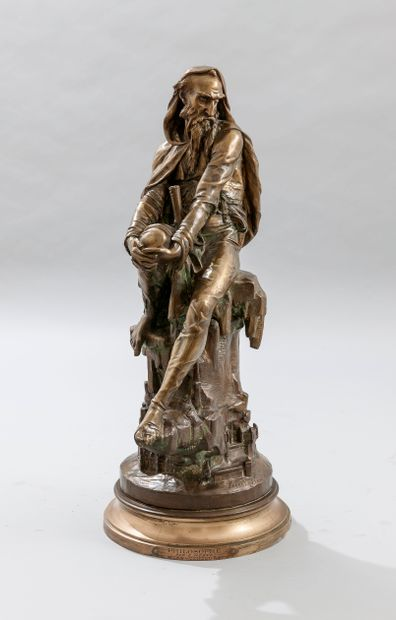 Emile Pierre Eugène HEBERT (1828-1893), Le...
