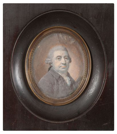 Friedrich Carl GRÖGER (1766-1838). Portrait...
