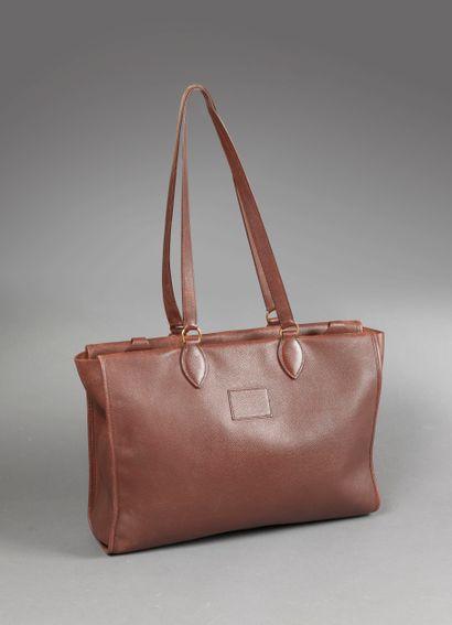 HERMES Paris. Grand sac deux anses modèle...