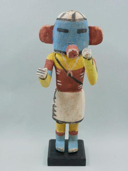 Statuette d'une poupée kachina esprit des...