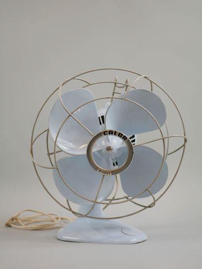 CALOR. Un ventilateur Vintage en plastique...