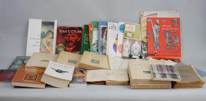 Lot de livres sur l'Art, Les étains Français,...