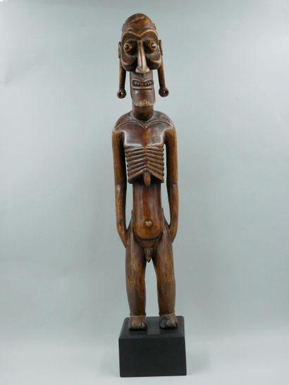 Idole masculine d'ancêtre dite Kava kava...