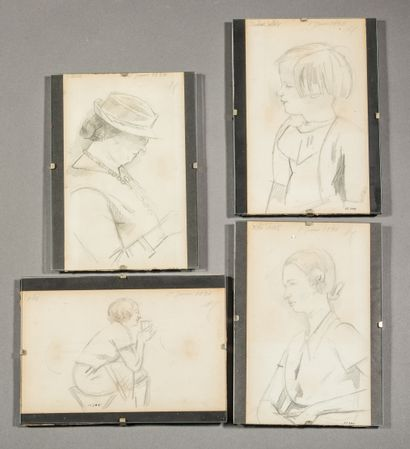 Alfred Marie LE PETIT (1876-1953). Ecole...