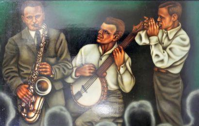 Ecole Française du XXè siècle. Les Musiciens...