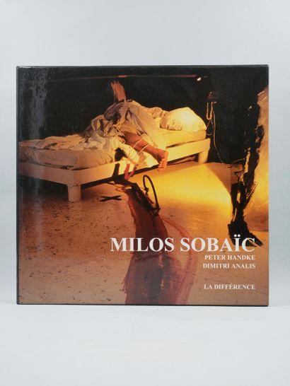 SOBAIC Milos (1945) - HANDKE Peter et ANALIS...