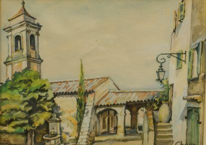 Philippe CHOSSON (1919-2011). Notre-Dame...