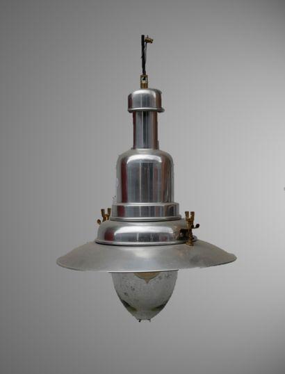 Suspension industrielle en aluminium.(Ac...