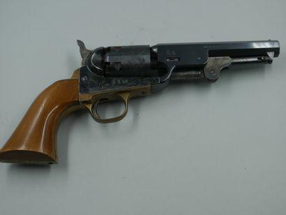 Revolver Colt Navy 1851, six coups, calibre...