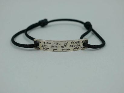 Mauboussin, Clara Halter. Bracelet modèle...