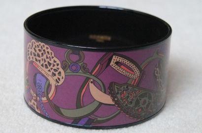 HERMES Paris made in France Dip Dye. Bracelet...