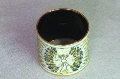 HERMES Paris made in France. Large bracelet...