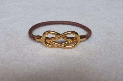 HERMES Paris made in France. Bracelet en...