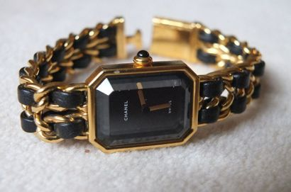 CHANEL Swiss made n°M.M41563. Montre