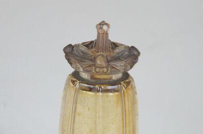 René LALIQUE (1860-1945) pour les parfums...