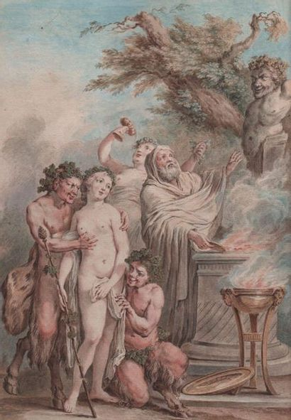 Jacques Philippe CARESME (1734-1796)