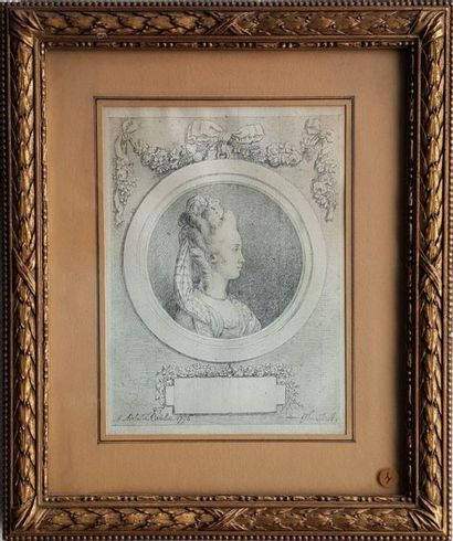 Gabriel de SAINT-AUBIN (1724-1780)