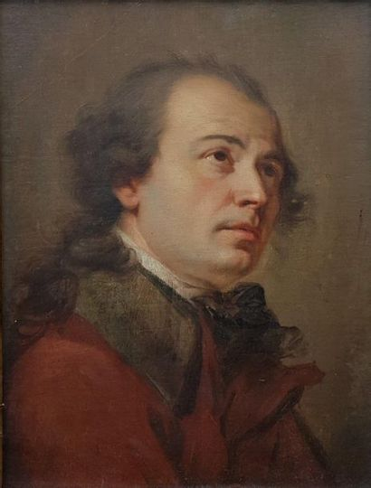 Attribuée à Anton van MARON (1733-1808)