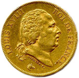 LOUIS XVIII 1815-1824