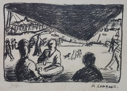 CHABAUD Auguste (1882-1955)