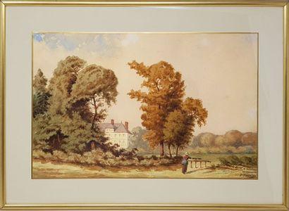 JANVIER Jules (1824-1871)