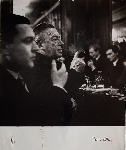 (André BRETON et Jean-Louis BEDOUIN) Pablo VOLTA (1926-2011)