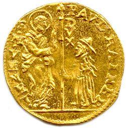 ITALIE - VENISE - PAUL RANIERI 119e et avant-dernier doge 14 janvier 1779 – 13 février...
